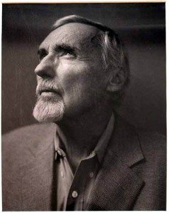 Movie Legend Dennis Hopper, As Captured On 8x10 Polaroid By Actor Jason Lee