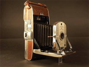Polaroid Model 95 - Demonstrated For The Public For The First Time, 2/21/1947