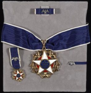 The Presidential Medal Of Freedom- Awarded To Dr. Edwin Land In 1963