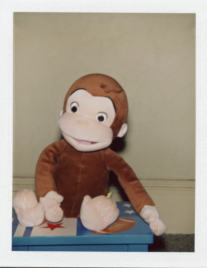 Curious George Mugs For The Polaroid Big Shot