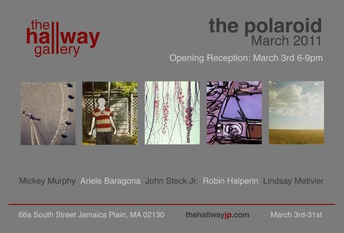 The Polaroid - The Hallway, Jamaica Plain, Massachusetts, March, 2011