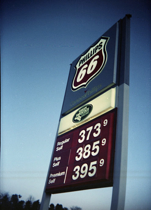 Is There Any End In Sight? Prices Have Already Gone Up 20 Cents/Gallon, In One Week