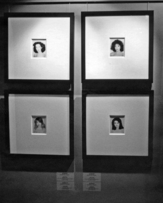 Glorious Warhol Big Shot Portraits