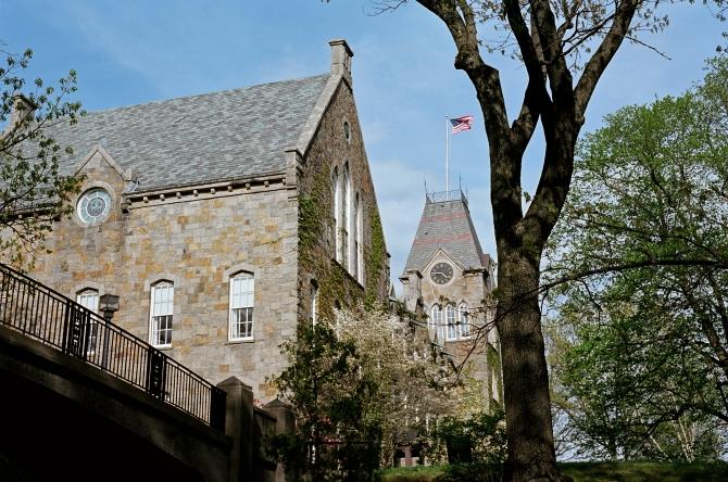 Boynton Hall, WPI, Worcester, MA