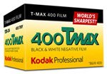 Kodak TMax 400 - The World's Sharpest B&W Film