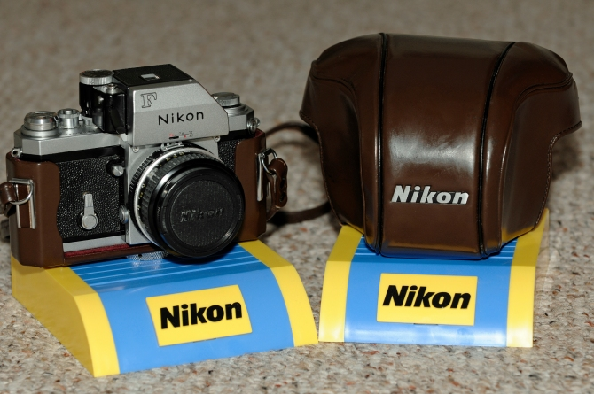 Nikon F Photomic Ftn, From 1970