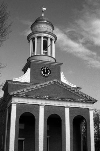 Historic First Church Of Christ Unitarian, Since 1653.
