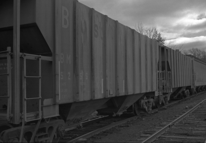 Boston And Maine Freight Cars