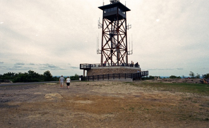 Summit Lookout Tower