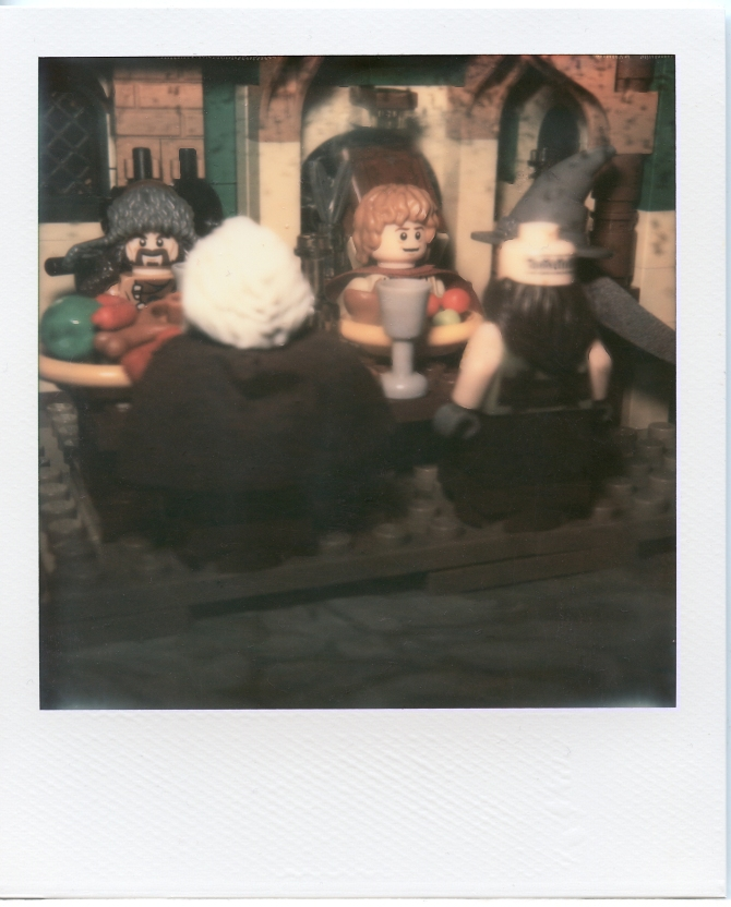 A whole new world, captured with SX70.