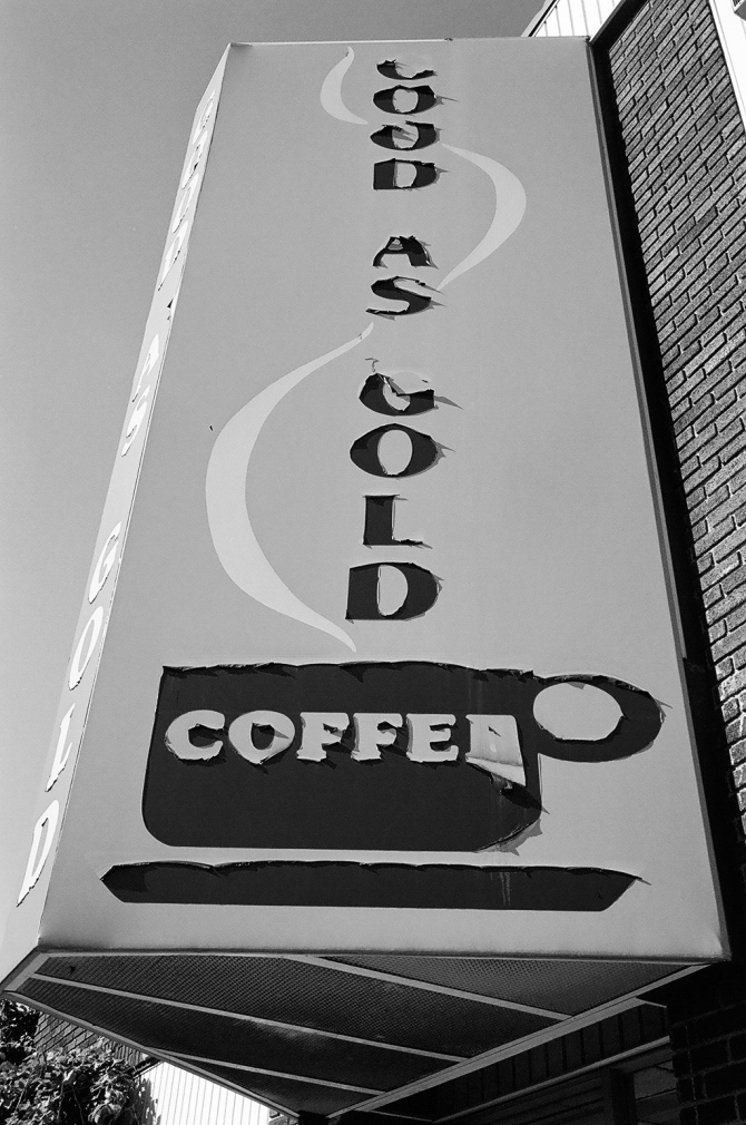 Good As Gold Coffee, Green Street