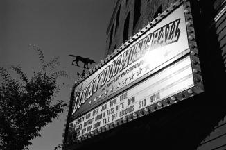 The Lucky Dog Music Hall.