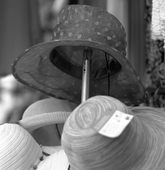 Vintage Style Hats