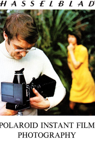 If he uses the chimney finder regularly, she should divorce him. Hasselblad gear is normally so elegant.