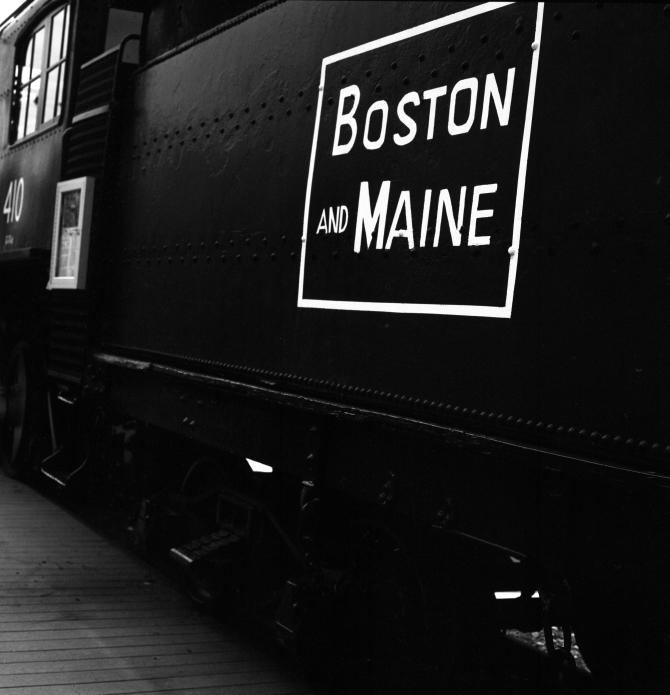 B&M Locomotive