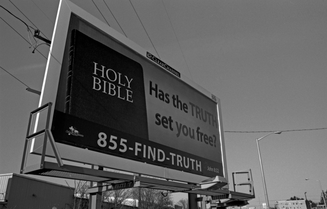Bible Billboard