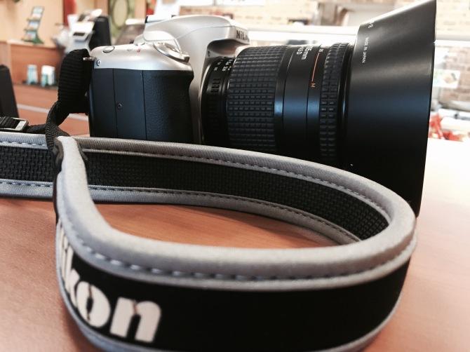Nikon N55